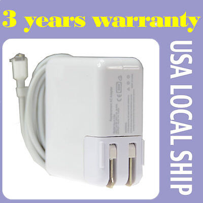 "60W AC Power Adapter Charger for Apple Macbook pro A1184 A1330 13"" 16.5V 3.65A on Rummage"