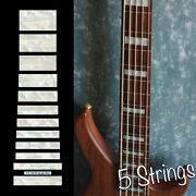 Bass Fret Stickers