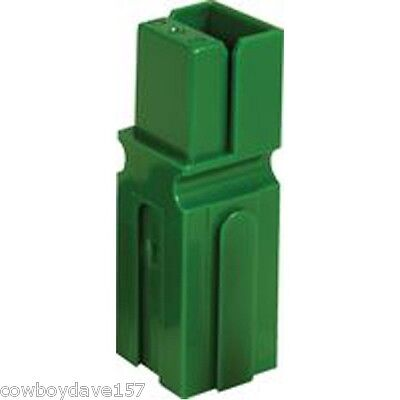 Authentic Anderson Powerpole Green Housing 1327g5 Power Pole 10 Pack