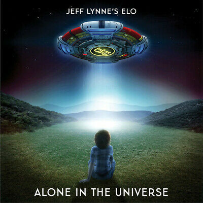 Jeff Lynne's ELO - Alone in the Universe [New & Sealed] CD