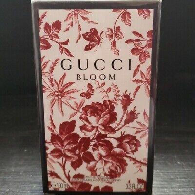 Gucci Bloom Perfume 3.3 oz / 100 ml EDP Eau de Parfum 3.4 For Women New & Sealed