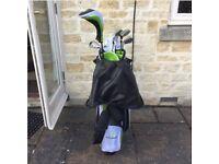 Woodworm ZOOM V2 Golf Club Set & Carry Bag