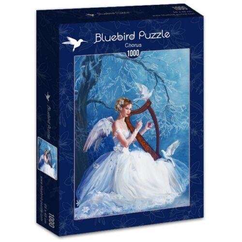 Bluebird 1000 Piece Jigsaw Puzzle - Nene Thomas: Chorus