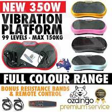 VIBRATION PLATFORM Vibrating Machine Exercise Plate Fit Massage Oxley Brisbane South West Preview