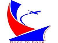 PAKISTAN Air Cargo ,Pakistan Sea Cargo £1.00, cargo to india /Door to Door cargo and courier service