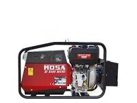 yanmar/mosa GE6000 diesel generator