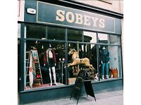 SUPERVISOR ROLE IN VINTAGE STORE - Sobeys Vintage Clothing