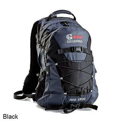 Geigerrig Hydration Pack Rig 1200 black/gray NEW