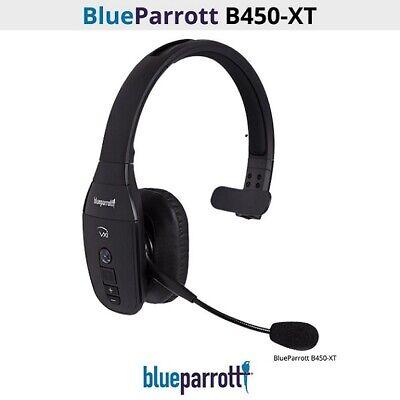 BlueParrott B450-XT Bluetooth Headsets 300ft wireless Range
