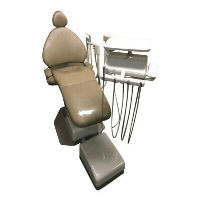 Adec 1040 Dental Chair Package W A-dec 2122 Radius Delivery Assist Arm