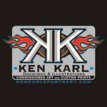 Ken Karl Sports Art