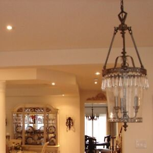 Chandelier electricians and electrical services in mississauga experience licence electrician pot light aloadofball Images