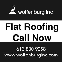⭐️Flat Roof Repair / Installation and more 613 800 9058