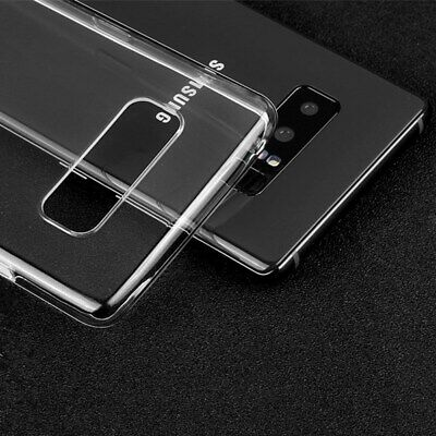 Galaxy Wholesale (Wholesale Lot 5/10 pc Clear Hard Case Cover For Samsung Galaxy S10 S10 Plus)