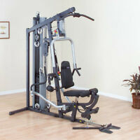 G5S Body Solid Home Gym with Inner/Outer Attachment