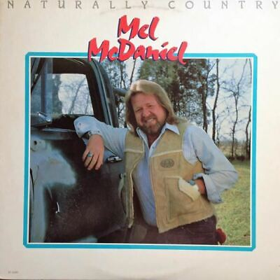 Naturally Country LP (US 1983) : Mel McDaniel, usado segunda mano  Embacar hacia Spain
