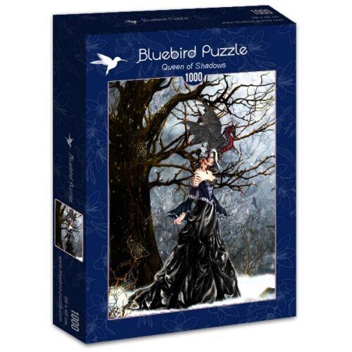 Bluebird 1000 Piece Jigsaw Puzzle - Nene Thomas: Queen Of Shadows