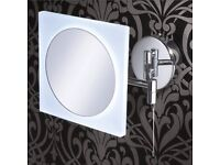 New Aries Magnifying Mirror for Bathroom. £40 (New Cost £160)