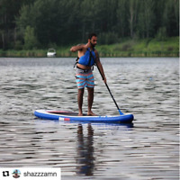 Stand up Paddleboards for Rent - Great workout!