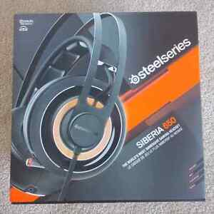 (Practically new) SteelSeries Siberia 650 Gaming Headset