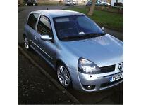 Renaultsport Renault Clio 2.0l 172 2002