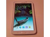 Samsung Galaxy Tab 3 in Perfect Working Order (7 inches display)