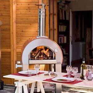 Alfa Pizza Forno 5 Minuti On Cart FOR5MIN Wood Fire Pizza Oven Brookvale Manly Area Preview