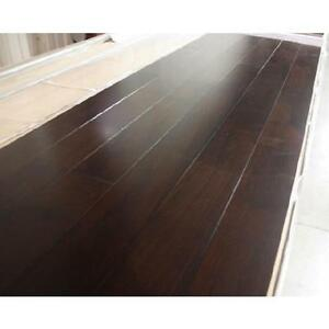 "EXOTIC WOOD ""CURUPAY - WALNUT COLORED "" HARDWOOD FLOOR NEW BOX!"
