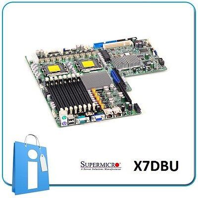 Socket 771 Server (SUPERMICRO S5000P X7DBU Dual Xeon Socket 771 Motherboard Server)