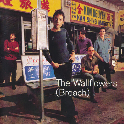 The Wallflowers ‎– Breach 2 Cd Set