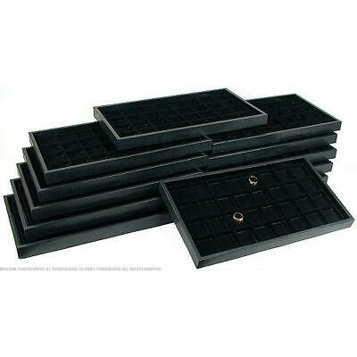 12 32 Slot Jewelry Display Inserts & Trays for Coins
