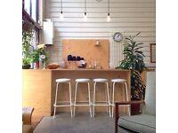 Desk Spaces in Creative Studio!