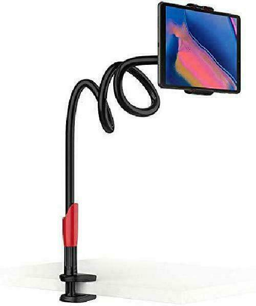gooseneck tablet holder easyacc tablet mount phone