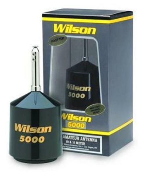 "Wilson W5000 62"" Roof Top Mount Mobile CB Antenna"