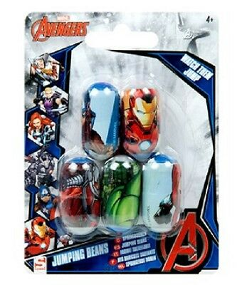 Marvel Avengers Jumping Bean Avenger Iron Man Captain America Hulk Boys Gift Toy