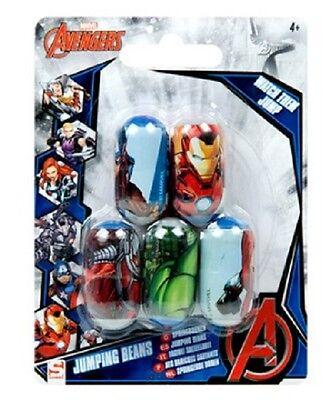 Marvel Avengers Jumping Bean Avenger Iron Man Captain America Hulk Boys Gift Toy