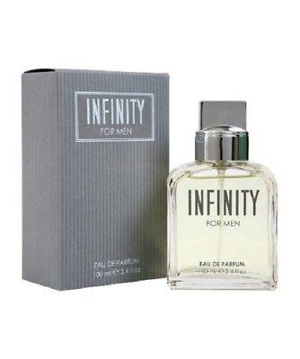 INFINITY For Men Sandora Eau de Parfum 3.4 Oz Perfume Spray MADE IN USA