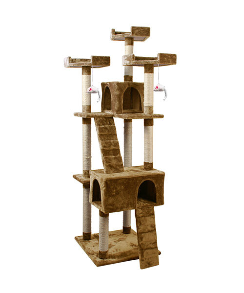 How to build a cat tree ebay for How to make a cat tower