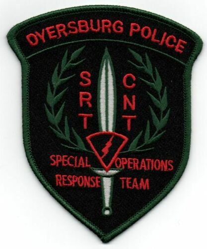TENNESSEE TN DYERSBURG POLICE SPECIAL OPS RESPONSE TEAM NEW SHOULDER PATCH