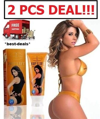 Hip Lift Up Bigger Buttock Skin Care Massage Cream Breast 🔥 2 PCS DEAL 🔥 ()