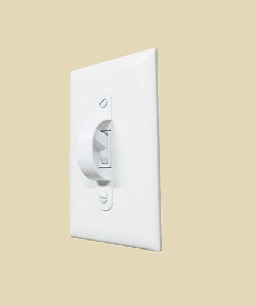Wall Switch Lock Guard Cover Plates Child Safety Security Ho