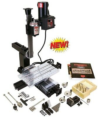 Sherline 5810a-cnc A Package Metric Next Gen Mill Cnc Ready New Release