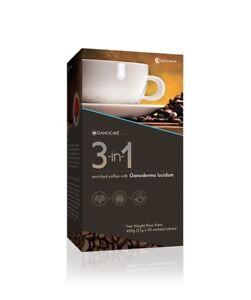 GANO EXCEL 3-in-1 COFFEE WITH GANODERMA LUCIDUM
