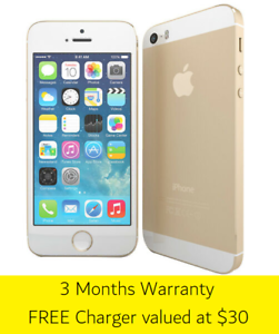 iPhone 5S - 16GB Gold - Great Condition Warrawong Wollongong Area Preview