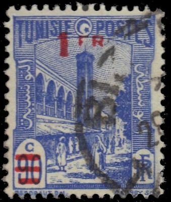 "TUNISIA 148i (Mi235ii) - Tunis Grand Mosque ""Provisional"" Type II (pa38150)"