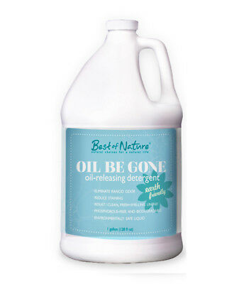 Best Of Nature Oil Be Gone Liquid Laundry Detergent & Stain Remover -
