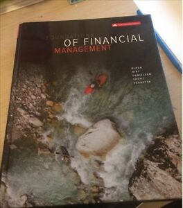 Foundations of financial management, 10th Canadian edition
