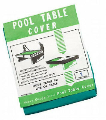 POOL TABLE COVER TO FIT 7FT TABLES