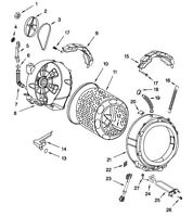 Need Part for Kenmore Front Load Washer