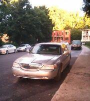 2003 Lincoln Town Car 1000$
